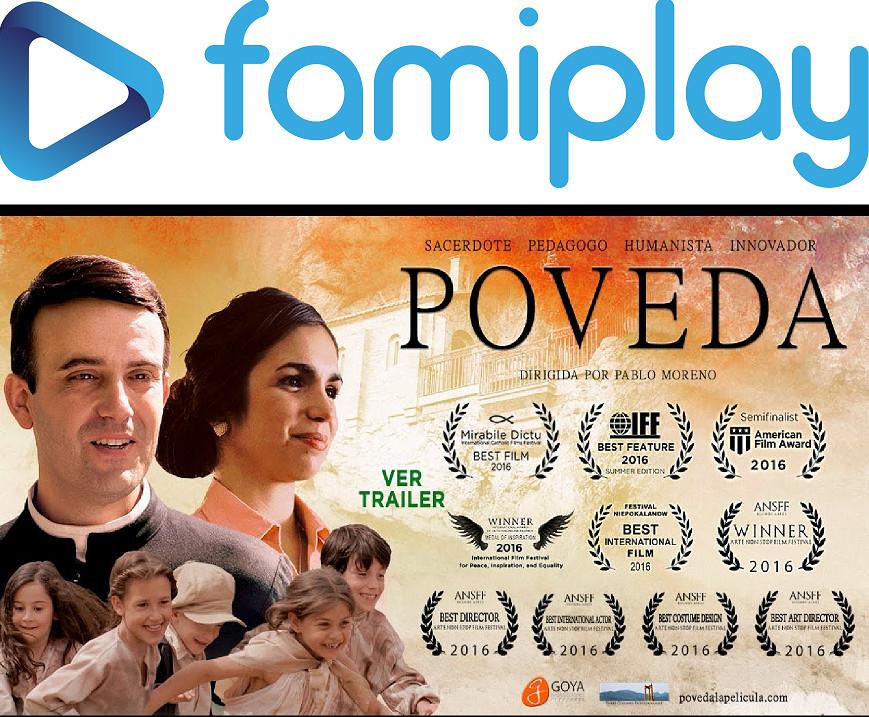 """Visionado gratuito de la película """"Poveda"""" por el día Internacional de la Mujer"""