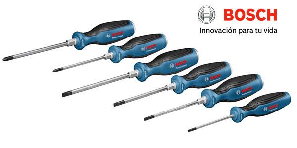 Set de 6 destornilladores Bosch Professional