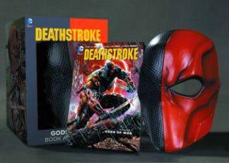Set DEATHSTROKE: comic (inglés) + máscara