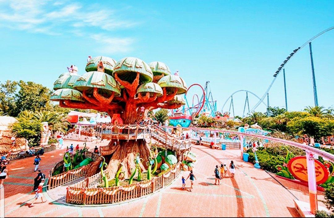 2 días/1 noche PortAventura Hotel 4*+entrada al Parque+entrada Ferrari Land.