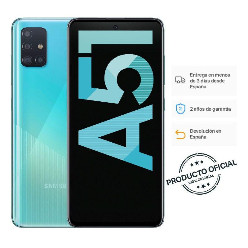 Samsung Galaxy A51 128+4Gb - Desde España
