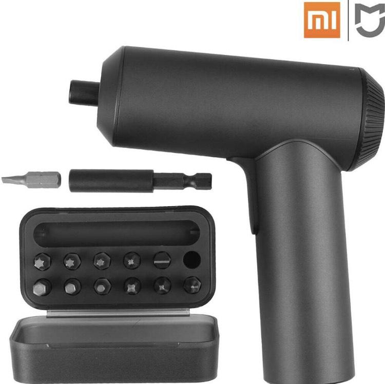 Destornillador eléctrico Xiaomi desde España por 26€