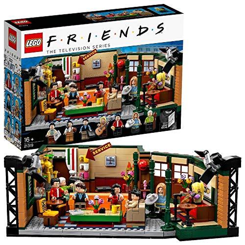 Set (21319) Lego de Friends. Set de la cafetería, por el 25 aniversario de la serie.