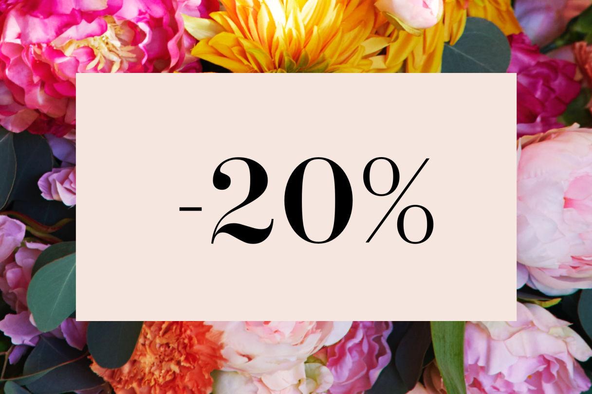 20% de descuento en H&M