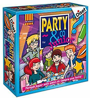 Party & Co Junior (edición en catalán)