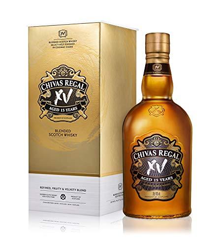 Chivas Regal XV Whisky Escocés de Mezcla Premium - 700ml