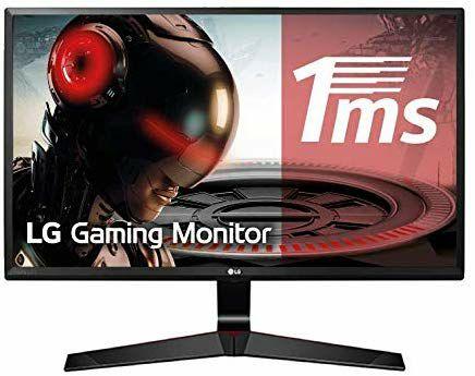 "Monitor LG Full HD de 27"" / IPS / 1 ms / 75Hz"