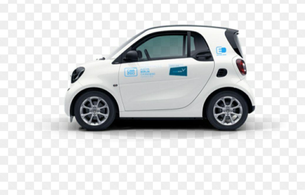 Altas Nuevas gratis en Share Now (antiguo Car2go) + 5€ de bienvenida, (EN MADRID)