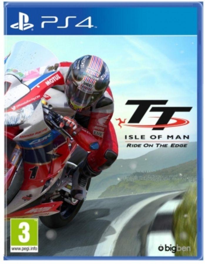 Videojuego TT Isle of Man para PS4