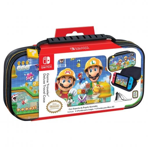 Funda Mario Maker Nintendo Switch (NO Lite)