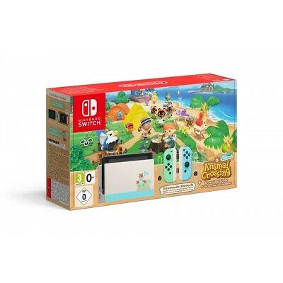 Nintendo Switch Edición Limitada Animal Crossing a un precio fabuloso, ¿sí?
