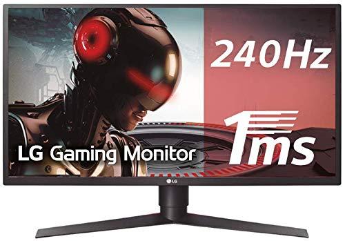 "Monitor LG 27"" 240Hz 1ms Freesync"
