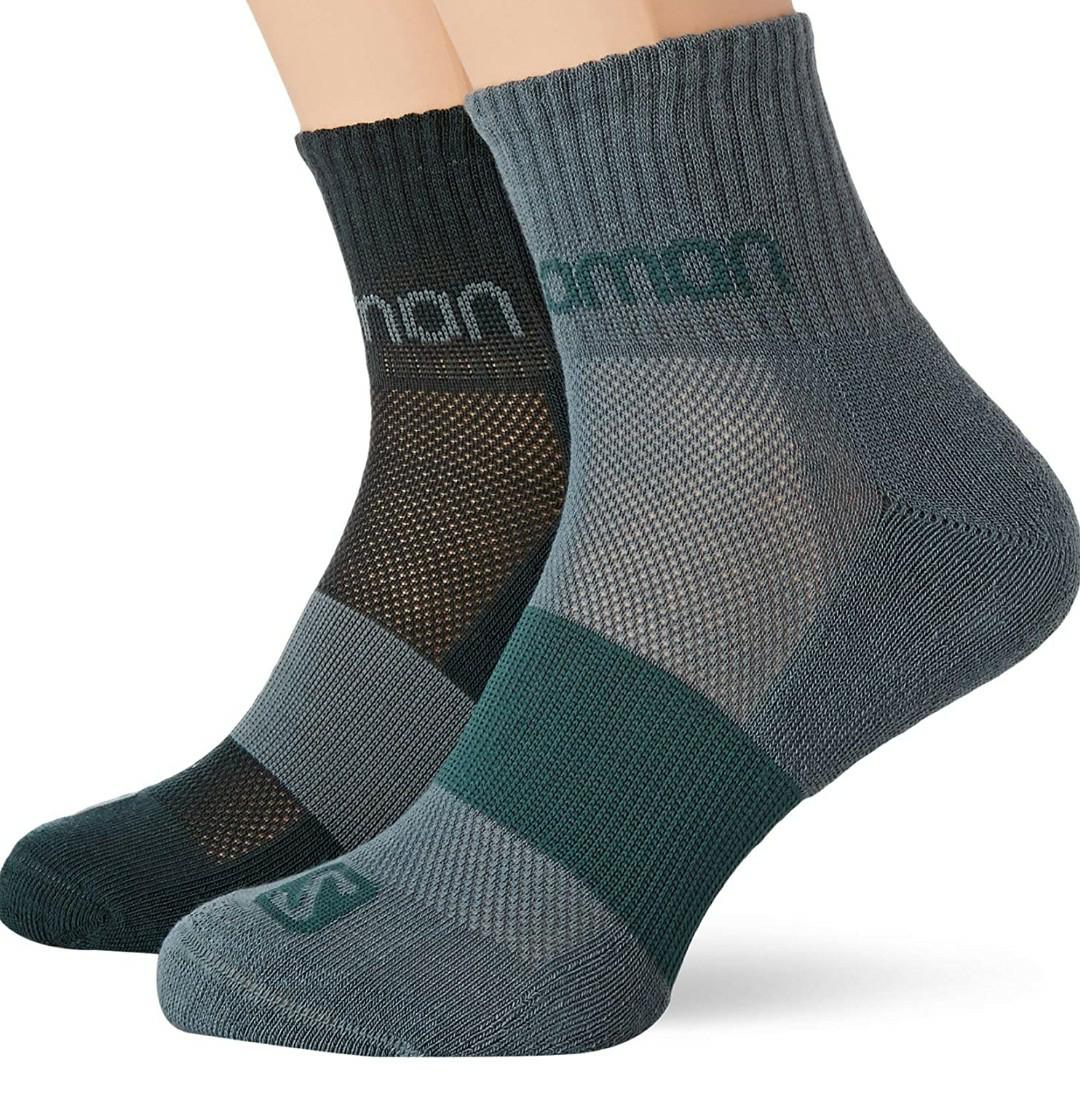 Pack de 2 pares de calcetines Salomon