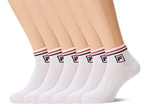 Fila Calcetines de deporte para Hombre (pack de 6) en 5 colores.