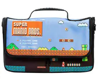 Bandolera Super Mario Bros Nintendo Switch (AlCampo)