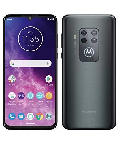 Motorola one Zoom con alexa