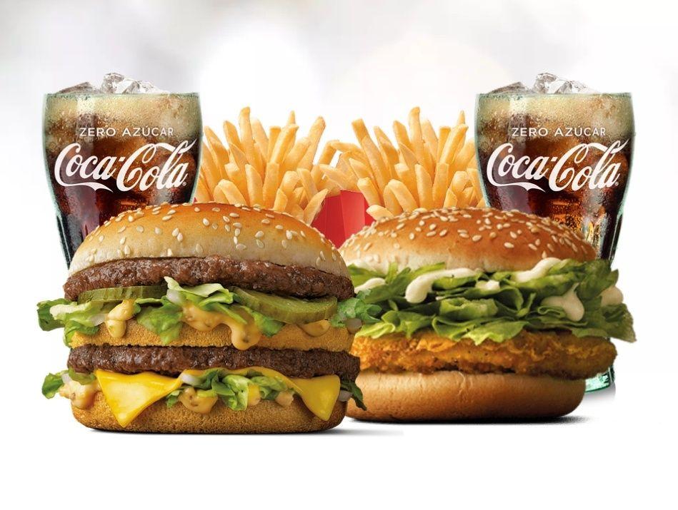 Días locos de McDonald's: 2 McMenú Big Mac o McPollo por 7,90€