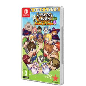 Harvest Moon Light of Hope edición completa para PS4 y Switch