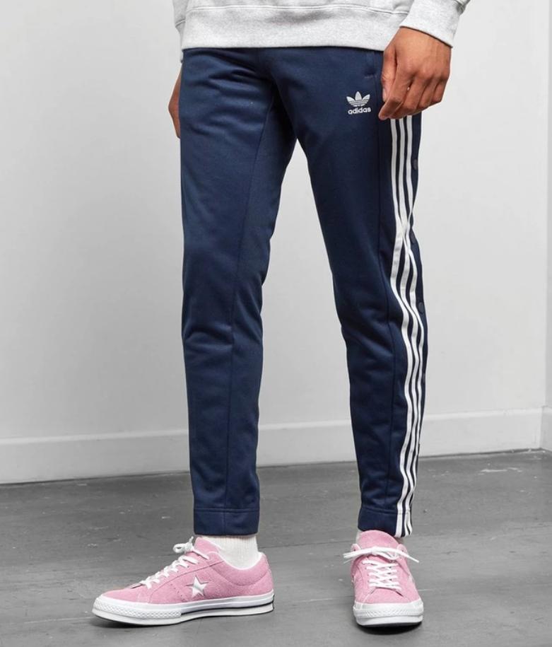 Pantalón de chándal para hombre Adidas talla S