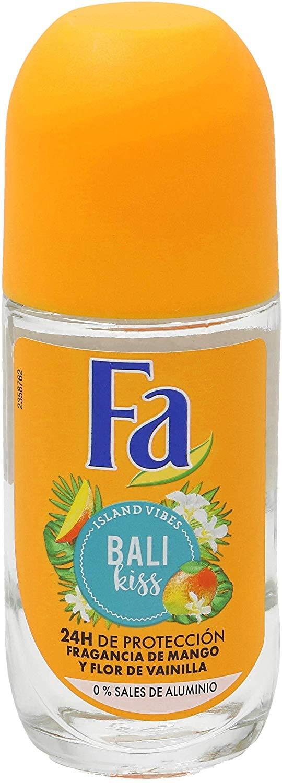 Fa - Desodorante Roll-On Bali Kiss