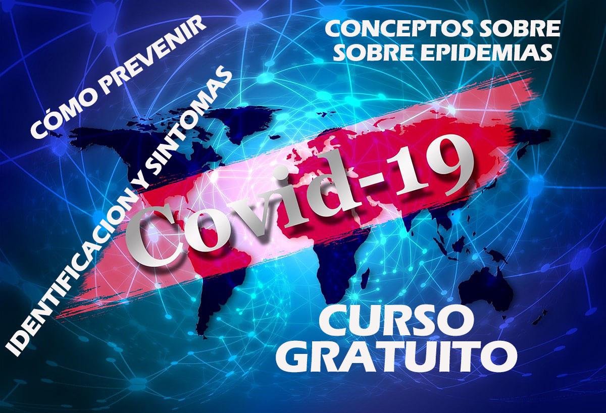Curso online GRATIS sobre el coronavirus