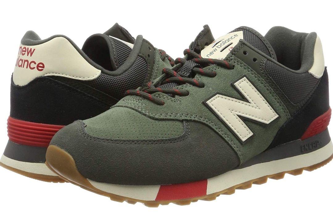 TALLA 36 - New Balance 574v2, Zapatillas para Hombre