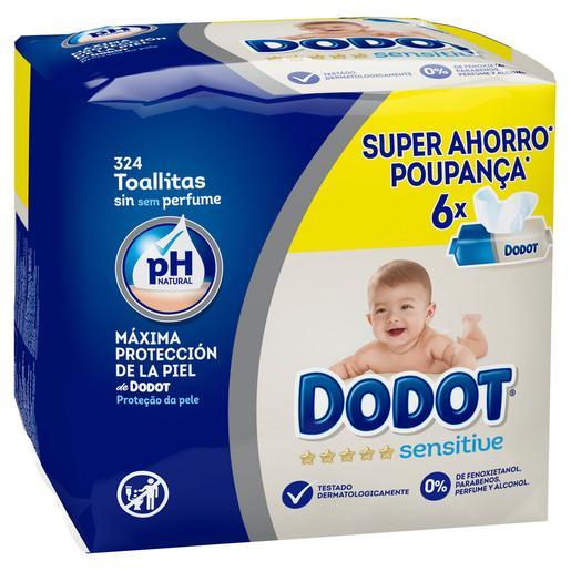-70% 2ud Dodot Sensitive y Activity