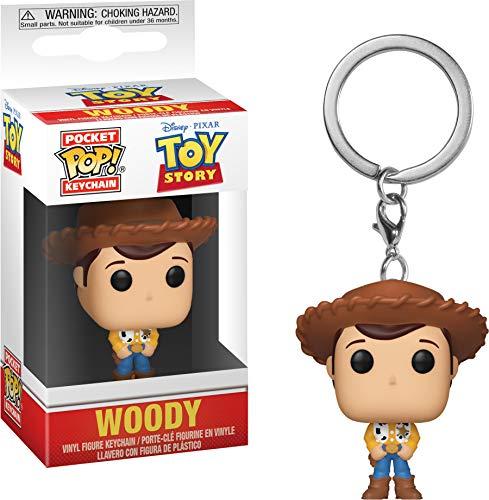 Funko Toy Story: Woody Llavero de Bolsillo