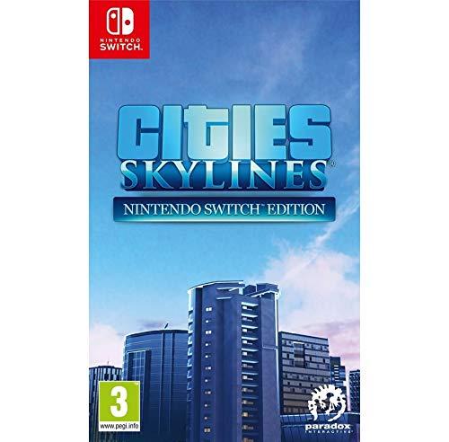 Cities: Skylines Nintendo Switch solo 9.9€
