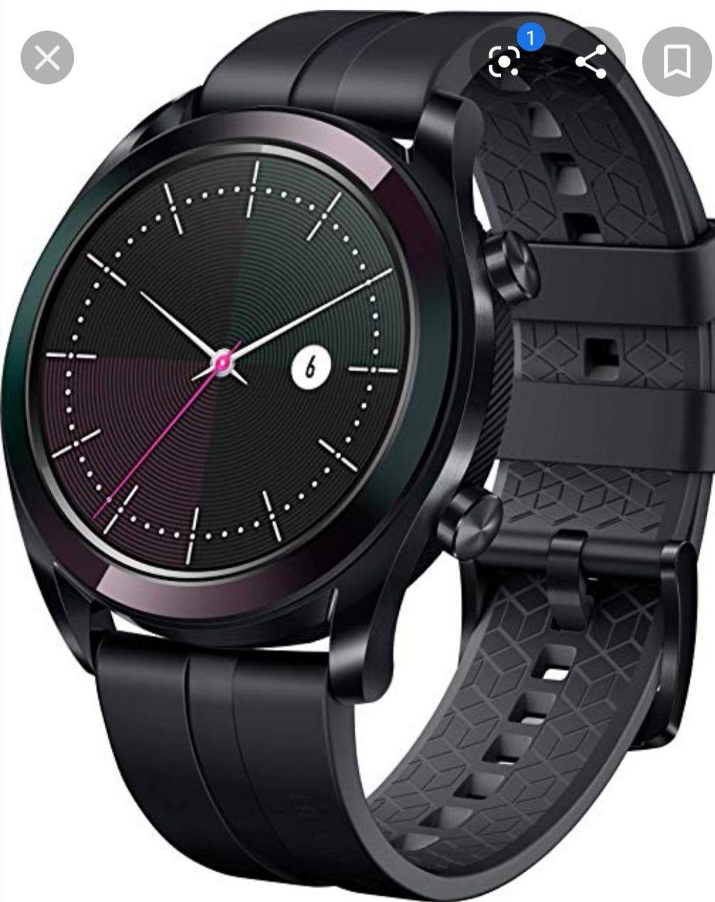 Huawei Watch GT Elegant, 42x46 mm