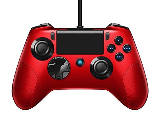Import CEE - Mando Gator Claw, Color Rojo (PS4)