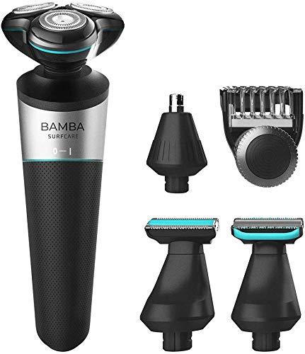 Cecotec - BAMBA PRECISIONCARE TWISTGROOM - Afeitadora 5 en 1