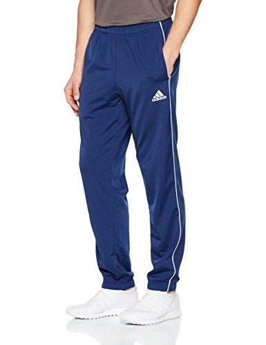 adidas Core18 PES Pnt Sport Trousers, Hombre en 2 colores todas la tallas.Hay 2 tallas XS-16.82, S-16.49€ color negro/blanco.
