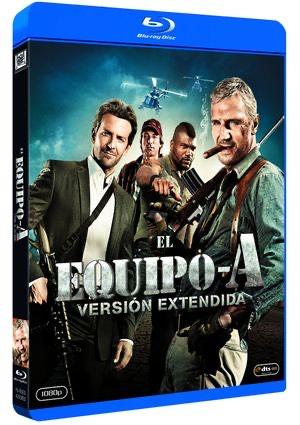 El Equipo A Edición Extendida Blu-Ray Triple play (Blu-Ray+DVD + Copia Digital) (Blu-Ray)