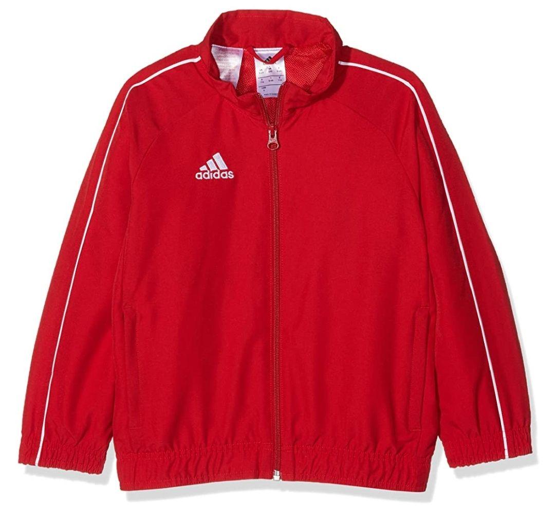 TALLA 5-6 años - adidas Core18 Pre Jkty Sport Jacket, Unisex niños