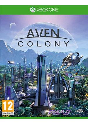 Aven Colony Xbox one (Juego Físico)