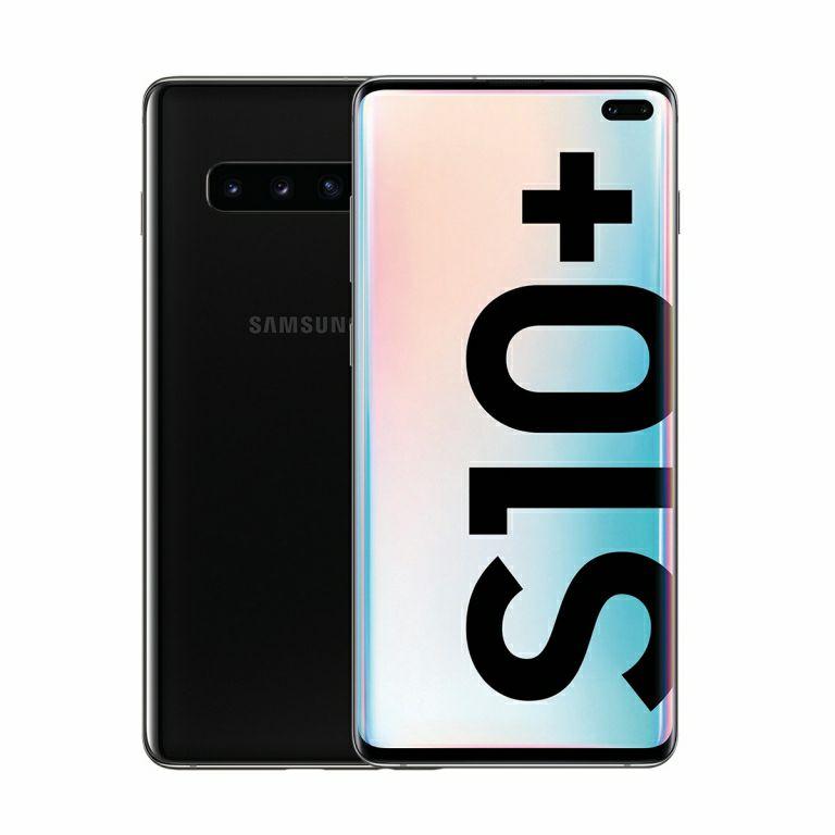 Samsung Galaxy S10 + G975F Dual Sim 128GB 8GB RAM Negro