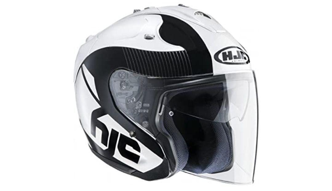 HJC-Cascos de Motocicleta-Casco FG-Jet Acadia MC5, Hombre Mujer, talla S