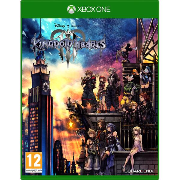 Kingdom Hearts III Versión física