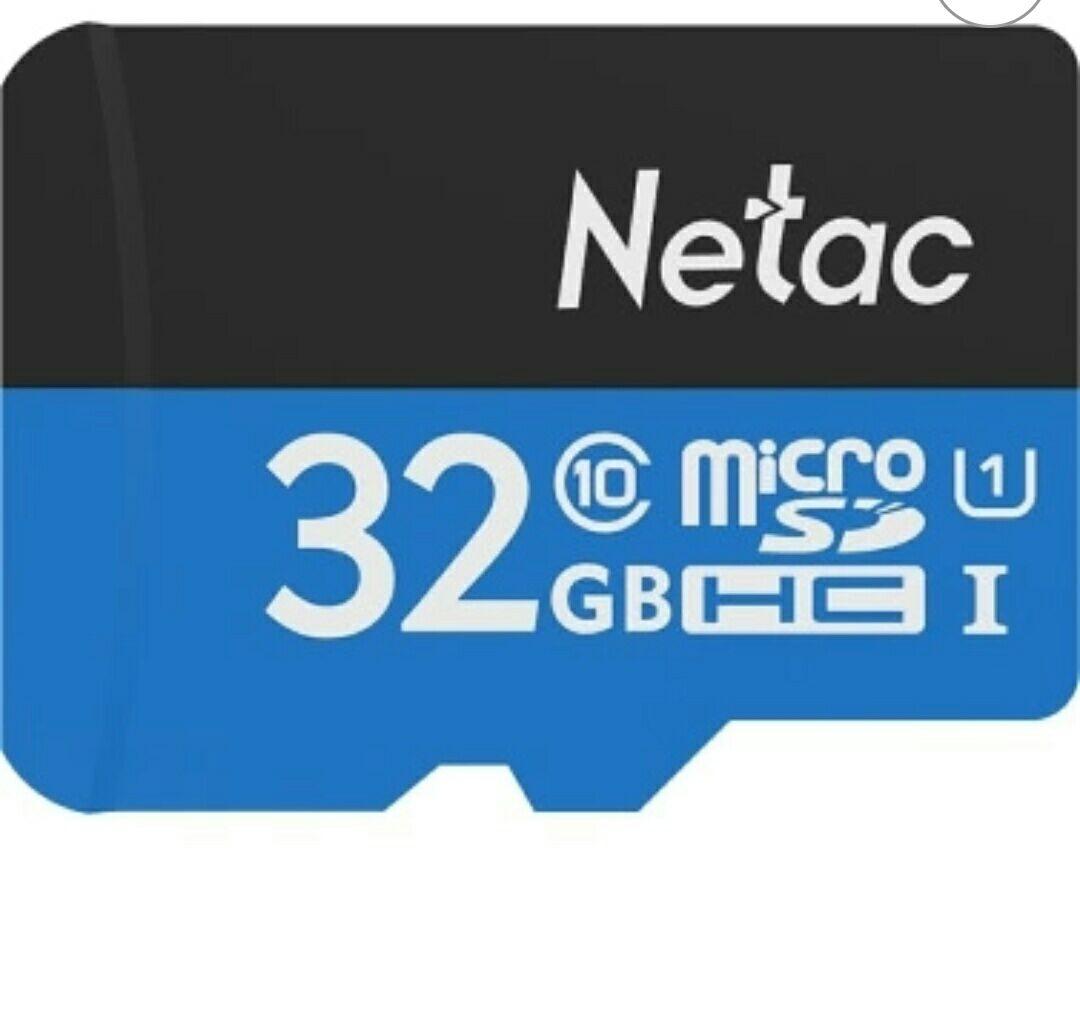 TARJETA MICROSD CLASE 10  32GB