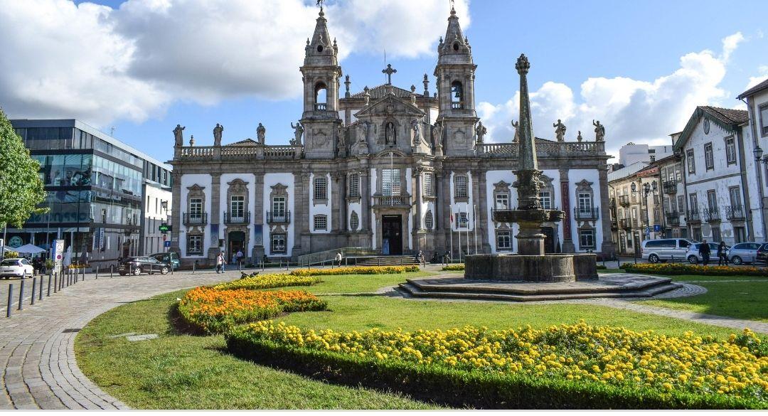 Portugal(Braga) 3 noches hotel 4*+ Desayunos+Spa+Botella Vino+Cancelación Gratuita