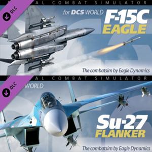 STEAM :: Juega Gratis Digital Combat Simulator F-15C y Su-27 (fin de semana)