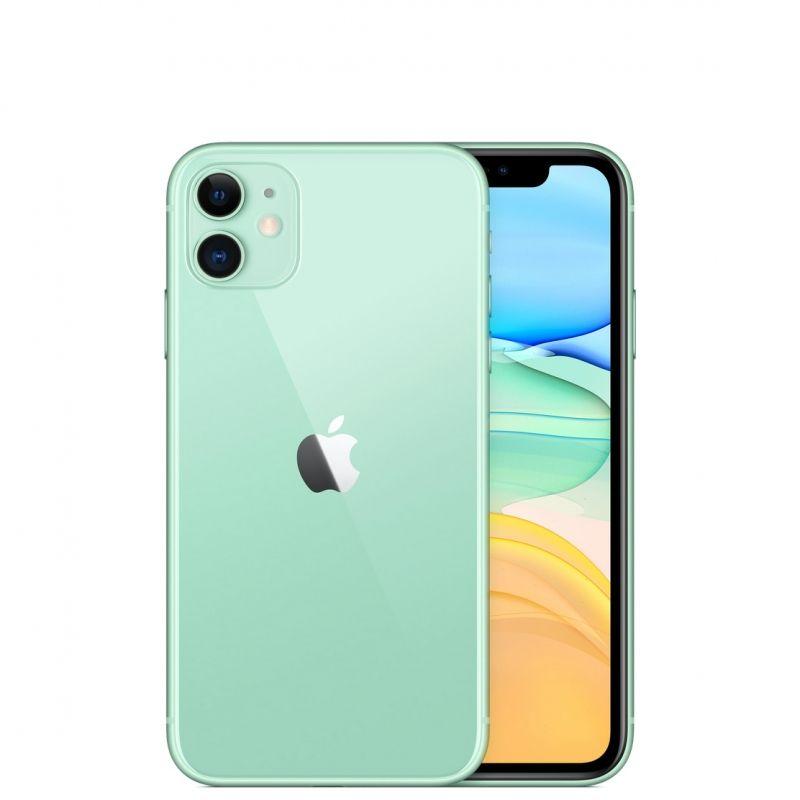 Iphone 11 64 GB en verde (nuevo)