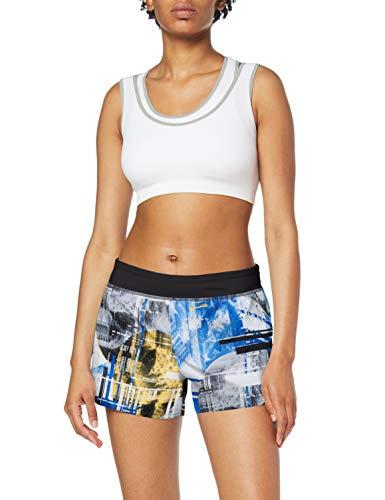 Reebok Wor Moonshift Woven Short Pantalón Corto, Mujer en 2 colores y 2 tallas.