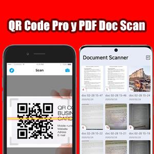 Gratis :: 3 Apps Scanner Documentos, Generador, Lector QR (Android)
