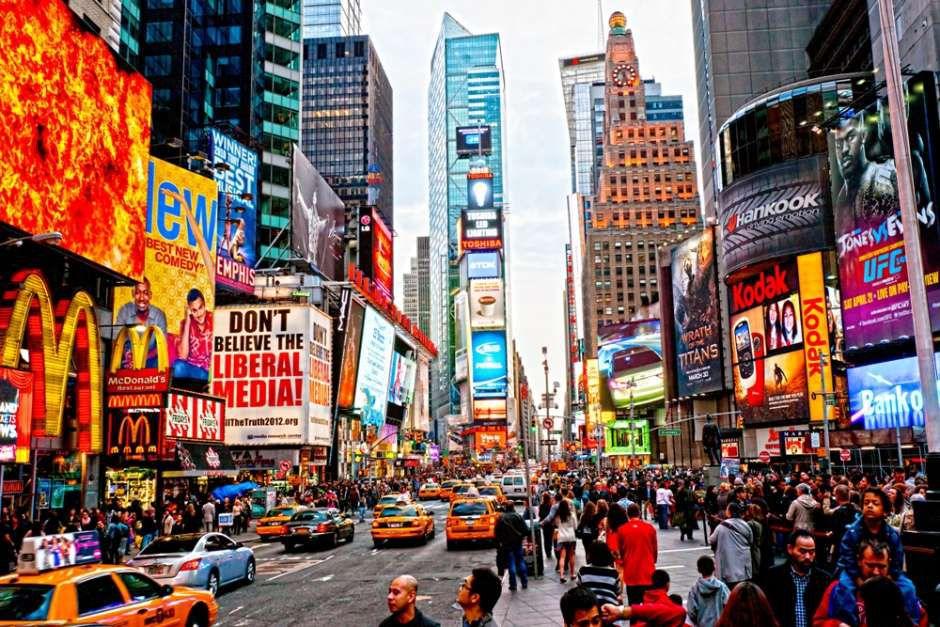 AGO/SEP Vuelos directos a Nueva York desde Madrid por menos de 200€ I/V