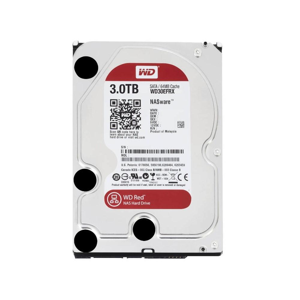 Disco Duro WD Red para NAS - 3TB capacidad