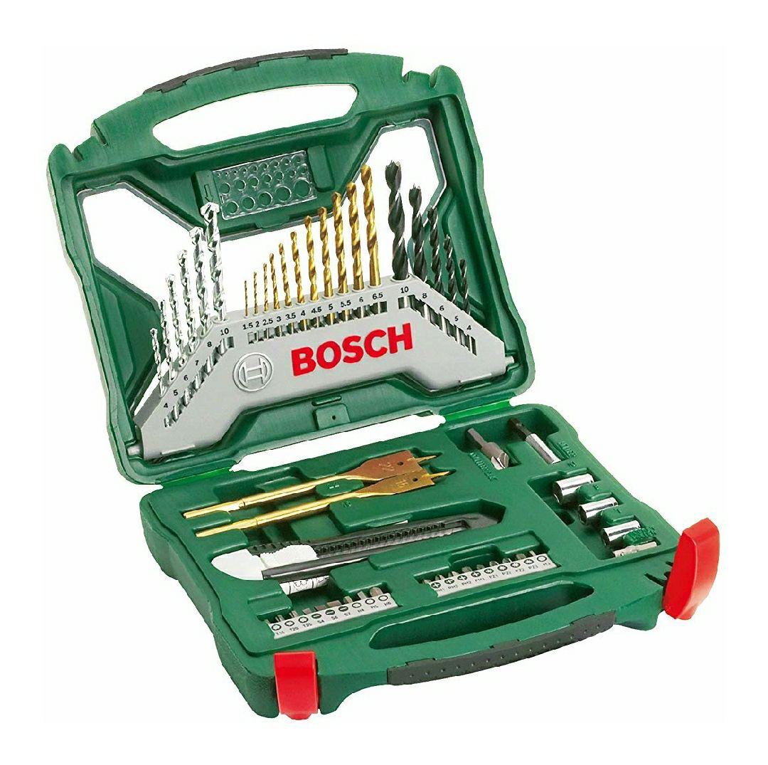 Bosch-Set 50 piezas