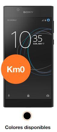 Sony Xperia™ L1 negro (SM31) Km0