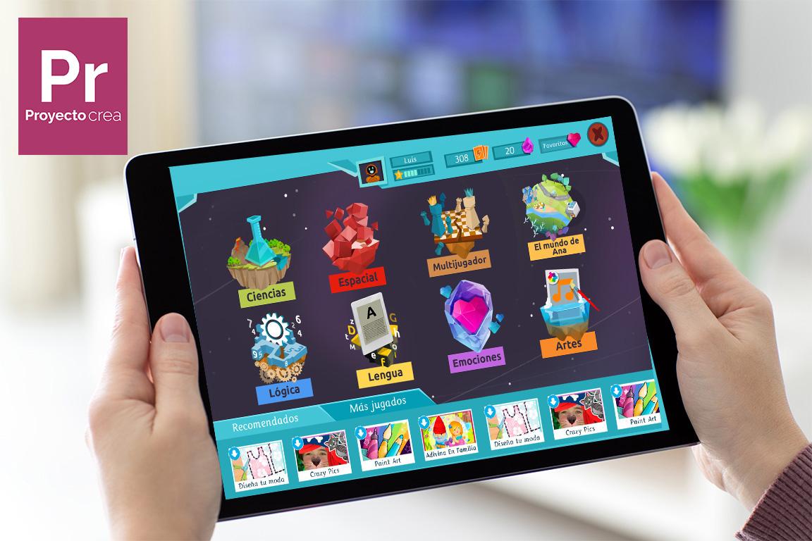 Proyectos Crea y playlistespecial de15 herramientas educativas